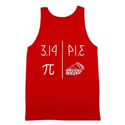 Image of 3.14 Pie Day 314 Tank Top - Lucas Gadgets