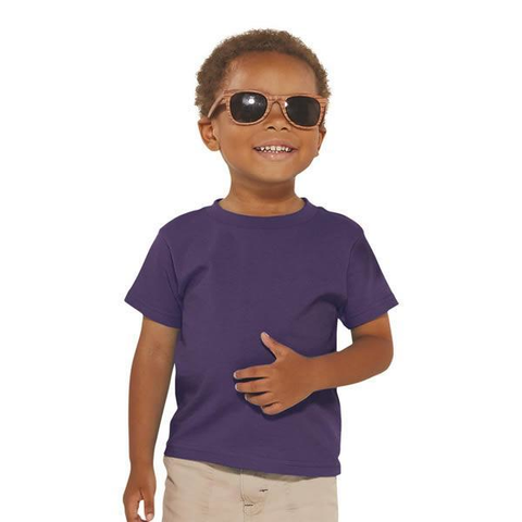 Image of Little Kicker Toddler T-Shirt - Lucas Gadgets