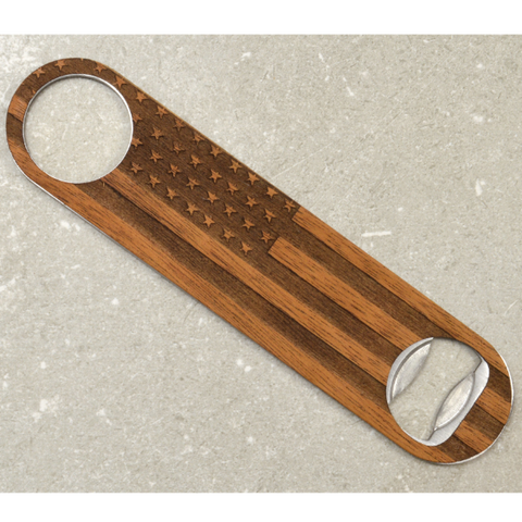 Image of Stars & Stripes Bottle Opener - Lucas Gadgets