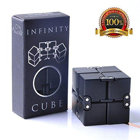 Image of Infinity Cube Fidget Toy - Lucas Gadgets