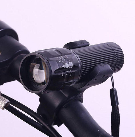 Mini Tactical Flashlight - Lucas Gadgets