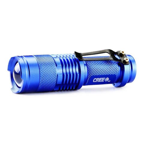 Image of Mini Zoomable Flashlight - Lucas Gadgets