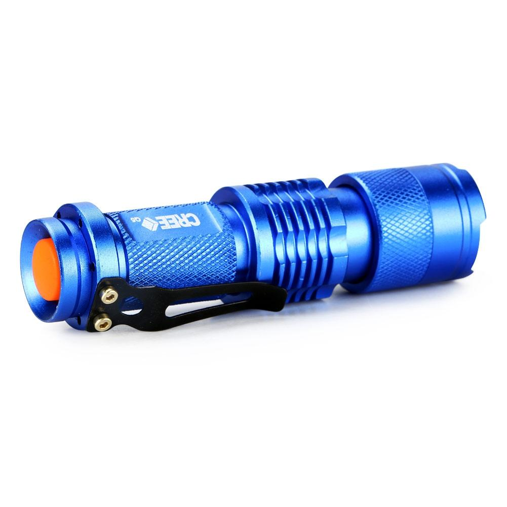 Mini Zoomable Flashlight - Lucas Gadgets