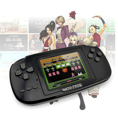 Handheld Gaming Console With 168 Classic Games - Lucas Gadgets