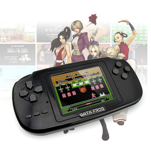 Handheld Gaming Console - Lucas Gadgets