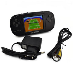Handheld Gaming Console With 168 Classic Games