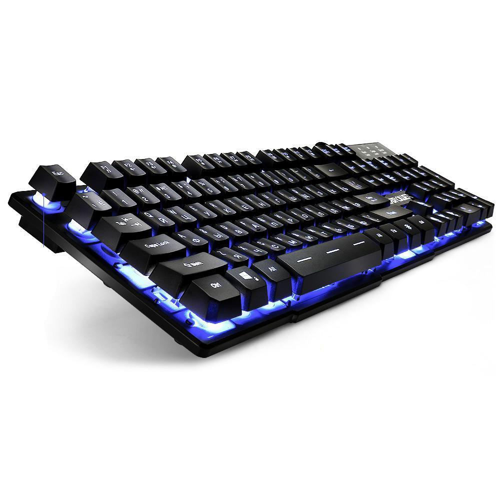 Gaming Keyboard With Backlight - Lucas Gadgets