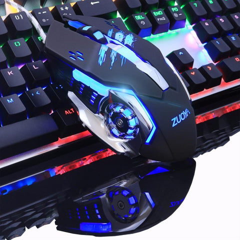 Image of Professional Gaming Mouse - Lucas Gadgets