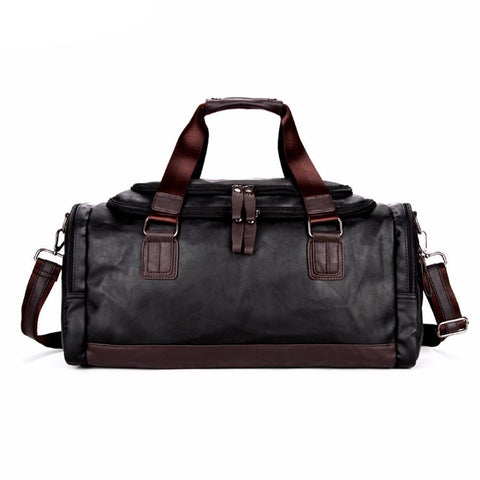 Large Travel Duffel Bag - Lucas Gadgets