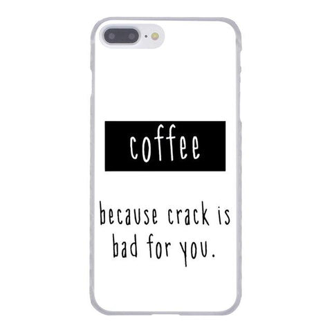 iPhone Coffee Hard Cover Case - Lucas Gadgets