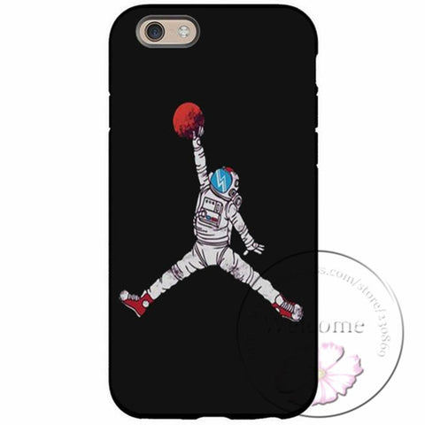 Image of iPhone Space Dreams Soft Case - Lucas Gadgets