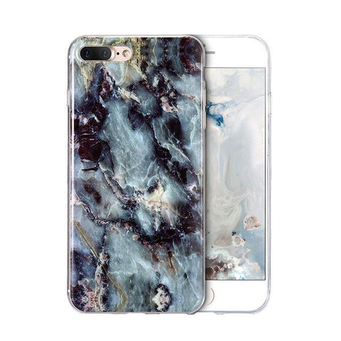 Luxury Marble Pattern iPhone Case - Lucas Gadgets