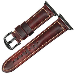 Fine Leather Straps For Apple iWatch
