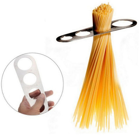 Image of Stainless Steel Pasta Spaghetti Measuring Kitchen Gadget - Lucas Gadgets
