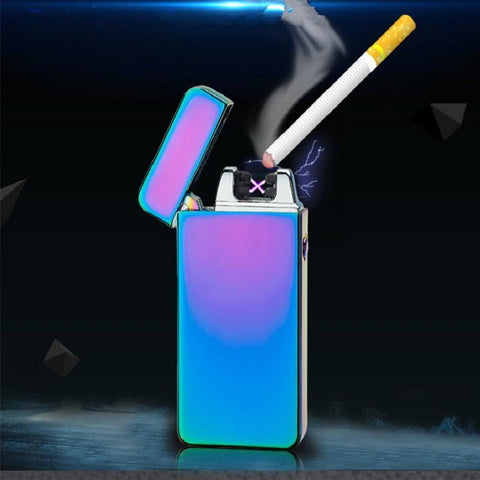 Electronic Windproof Lighter - Lucas Gadgets