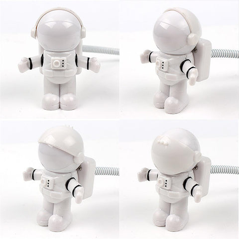 Image of USB Space-dude Light! - Lucas Gadgets