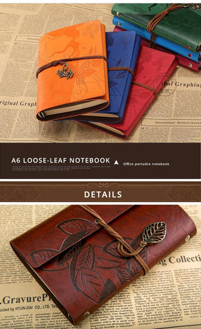 Image of Travelers Notebook - Lucas Gadgets