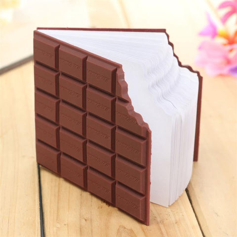 Chocolate Notebook - Lucas Gadgets