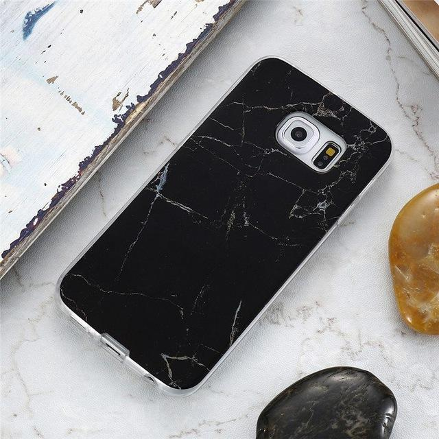 Marble Skin Case For Samsung Galaxy - Lucas Gadgets