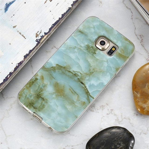 Image of Marble Skin Case For Samsung Galaxy - Lucas Gadgets