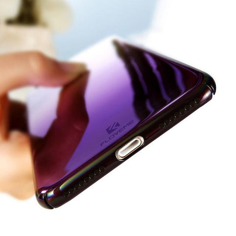 Image of Ultra Thin Aurora iPhone Case - Lucas Gadgets