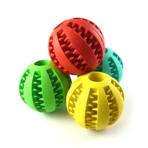 Image of Dog Treat Toy Ball - Lucas Gadgets