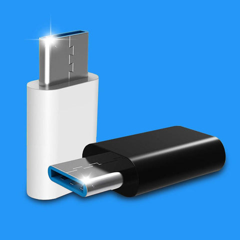 Image of USB C to Micro USB adapter - Lucas Gadgets