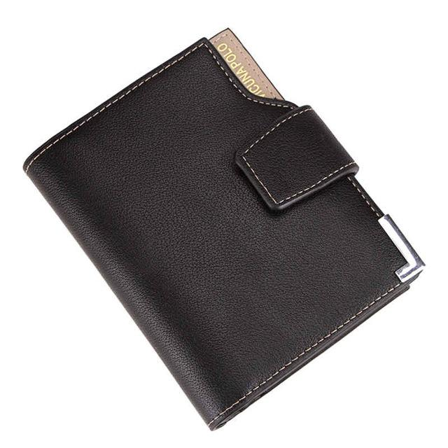 Leather Trifold Wallet - Lucas Gadgets