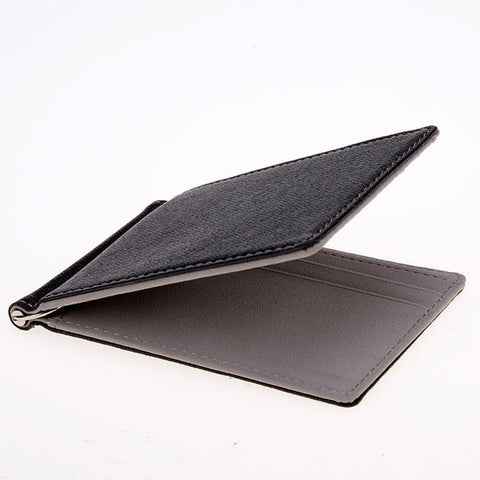 Sleek Money Clip Wallet - Lucas Gadgets