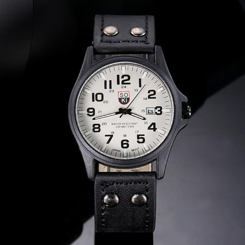 Image of Classic Sports Watch - Lucas Gadgets