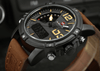 Image of Military Style Water Resistant Watch - Lucas Gadgets