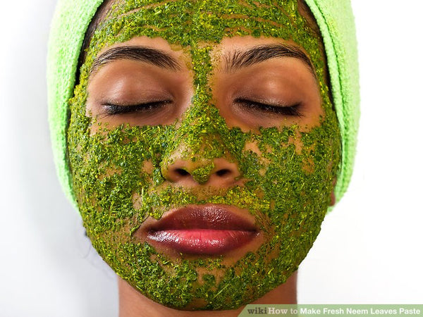 neem powder face mask
