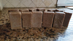Shea Butter Soap Unrefined Pure 100% Natural