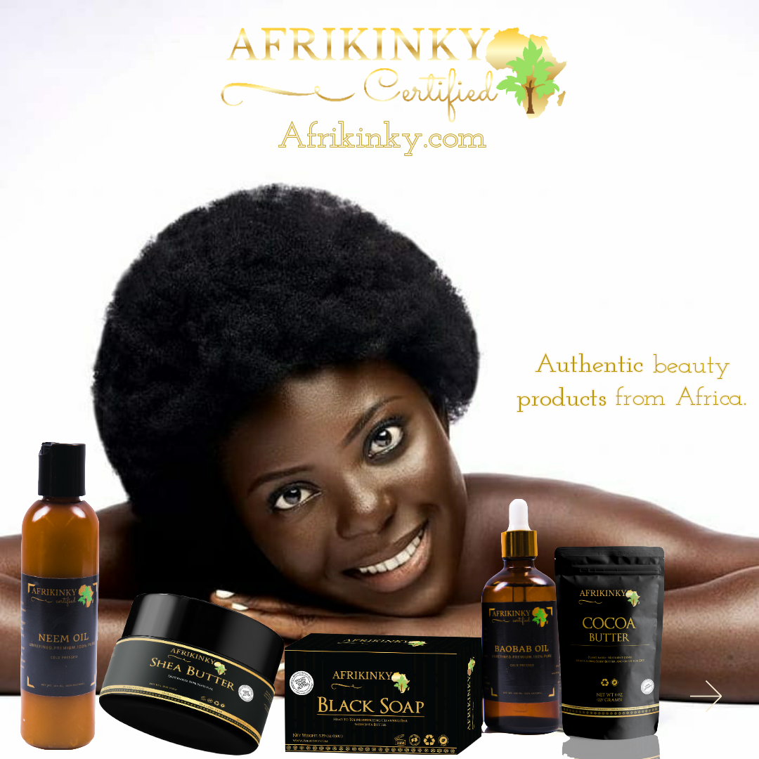 Afrikinky Ultimate Beauty Bundle