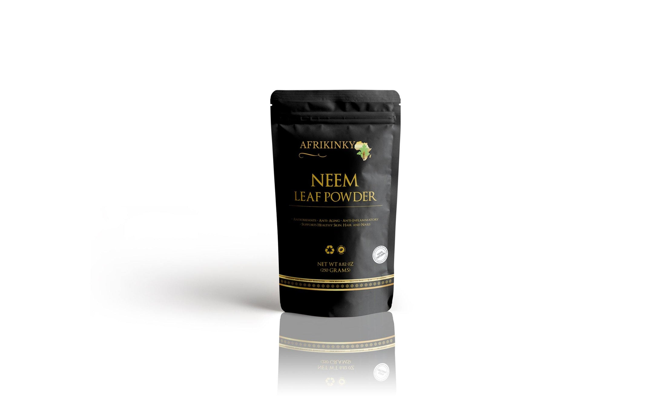 Neem Leaves Powder - afrikinky
