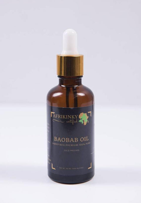 Baobab oil  for hair and Skin