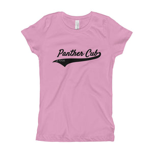Girl's Panther Cub T-Shirt