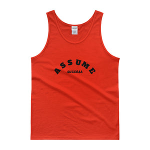 Assume Success Tank Top
