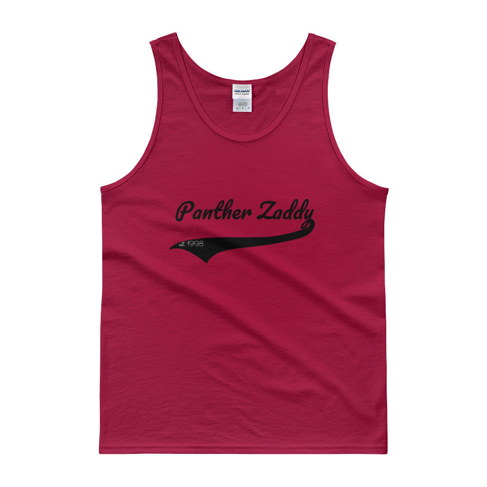 Panther Zaddy Tank Top