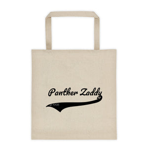 Panther Zaddy Tote Bag