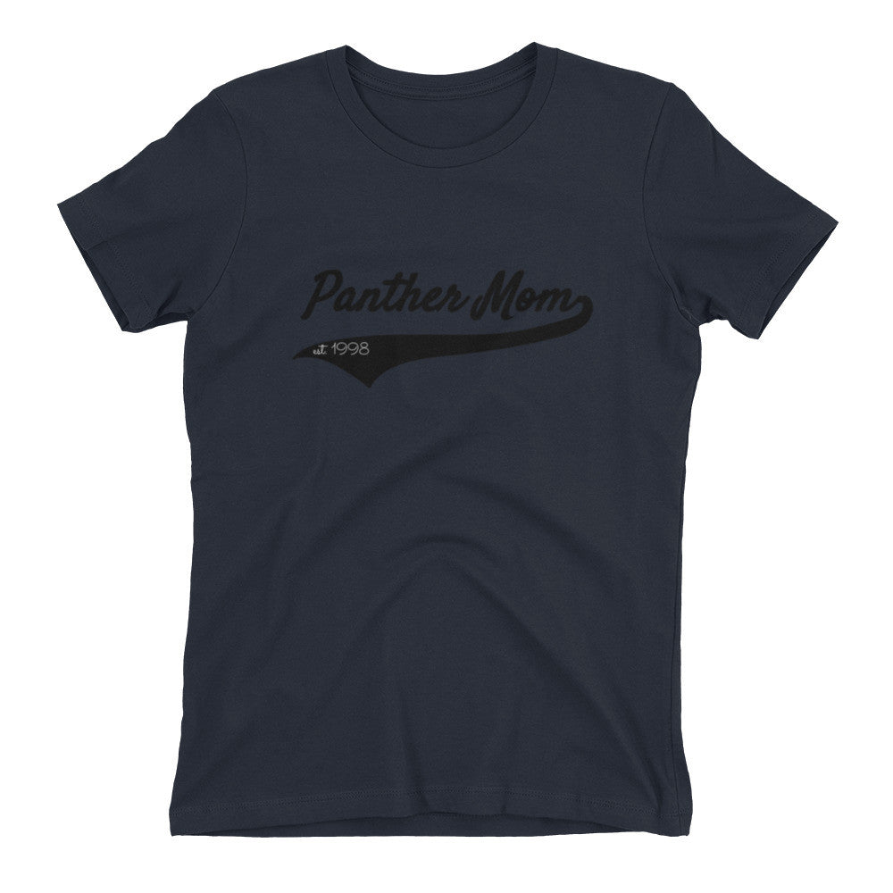 Panther Mom T-Shirt