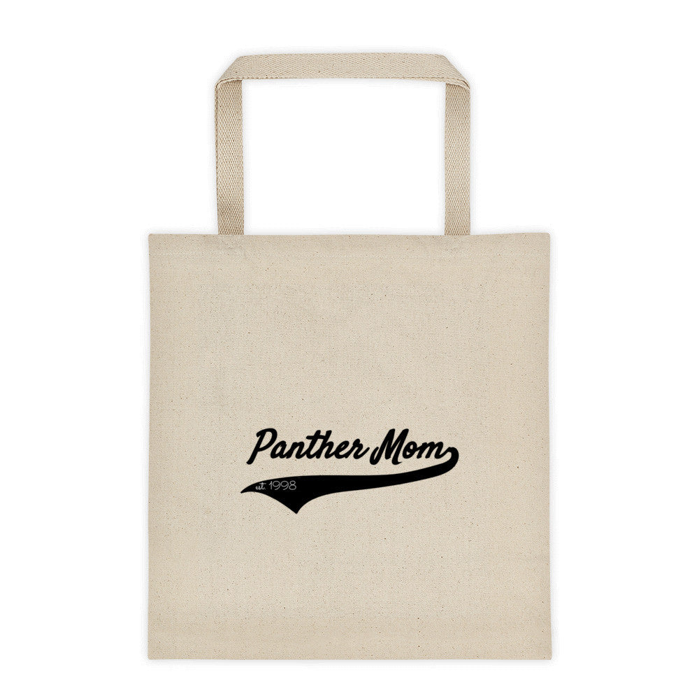 'Panther Mom' Tote bag