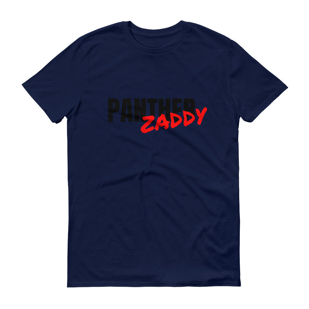 Panther Zaddy Short Sleeve T-Shirt