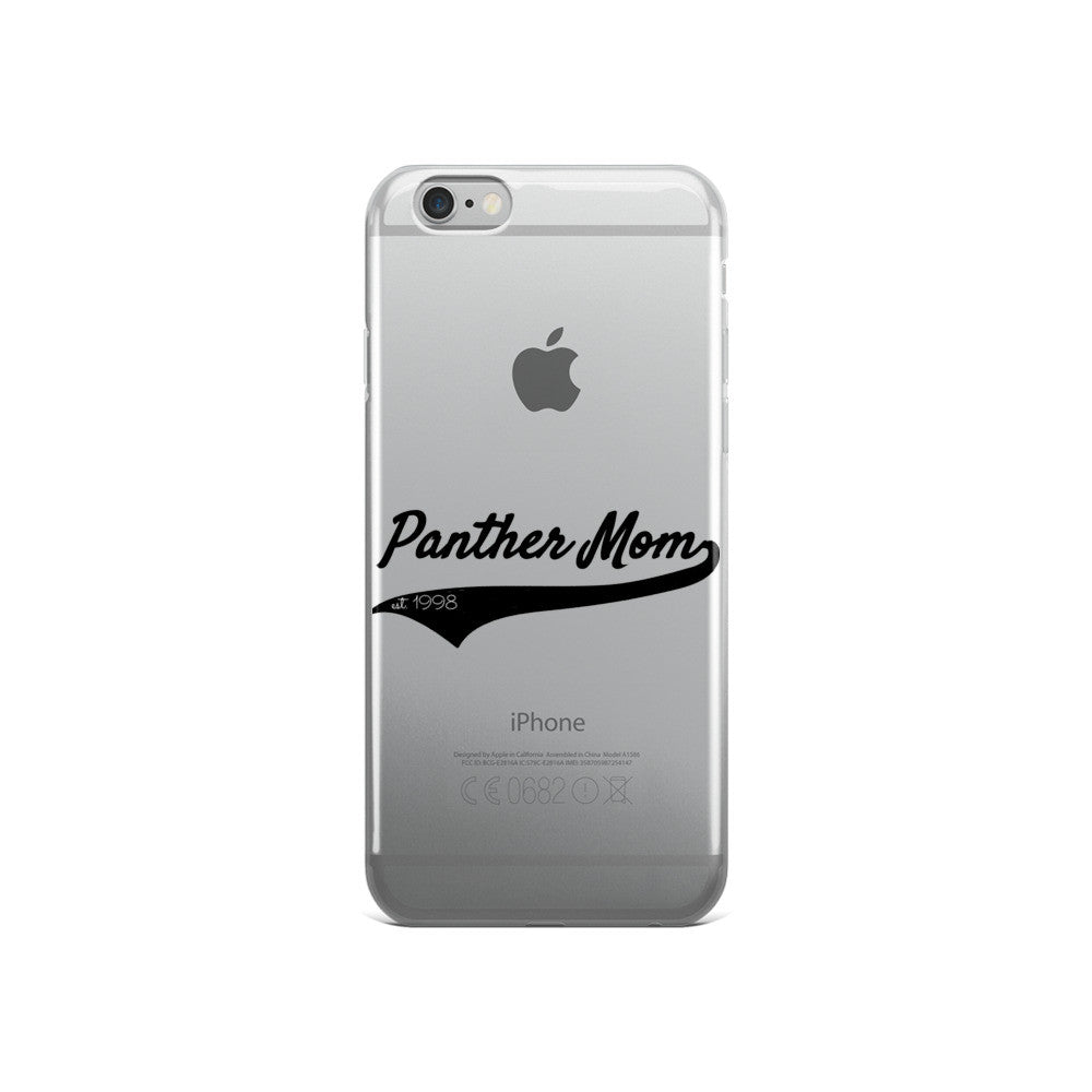 Panther Mom iPhone 5/5s/Se, 6/6s, 6/6s Plus Case