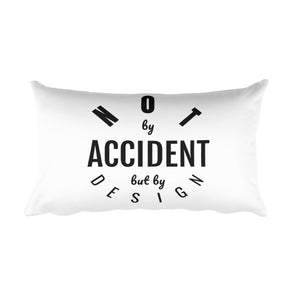 By Design Rectangular Pillow