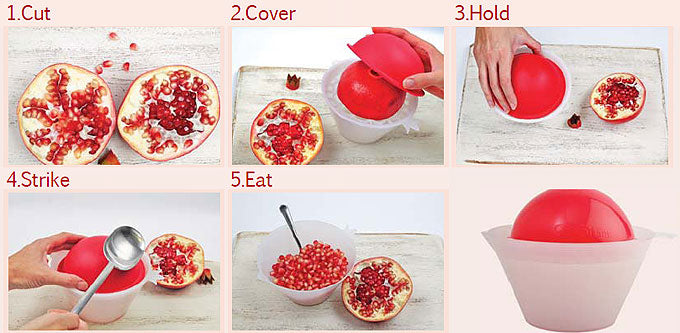 Instructions for use of the Pomegranate Tool