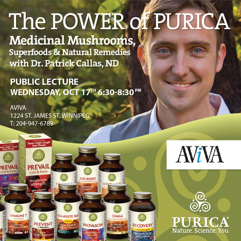 Power of Purica Seminar