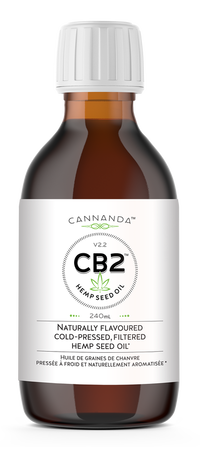 Cannanda CB2 Oil