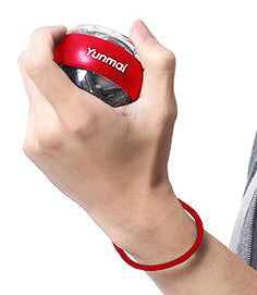YUNMAI wrist ball trainer with strap around wrist