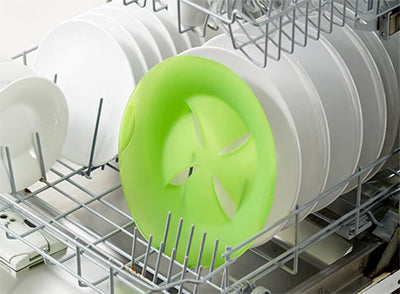 Lekue Non-Spill Lid washes in dishwasher like regular plate